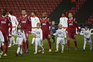 Enoch Adu (FC Nordsj�lland), Michael Parkhurst (FC Nordsj�lland)