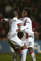 Willian, m�lscorer (Shakhtar Donetsk), Fernandinho (Shakhtar Donetsk)