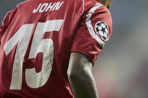 Joshua John (FC Nordsj�lland)
