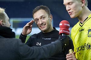 Simon Makienok Christoffersen (Br�ndby IF), Dennis Rommedahl (Br�ndby IF)