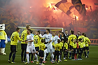 Rurik Gislason (FC K�benhavn), Mikkel Thygesen (Br�ndby IF), Claudemir De Souza (FC K�benhavn), Simon Makienok Christoffersen (Br�ndby IF)