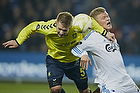 Martin Albrechtsen (Br�ndby IF), Andreas Cornelius (FC K�benhavn)