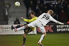 Frederik Holst (Br�ndby IF), Andreas Cornelius (FC K�benhavn)