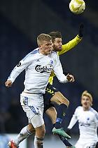 Andreas Cornelius (FC K�benhavn), Daniel Stenderup (Br�ndby IF)