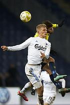 Andreas Cornelius (FC K�benhavn), Kris Stadsgaard (FC K�benhavn)