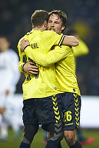 Mike Jensen (Br�ndby IF), Dennis Rommedahl (Br�ndby IF)