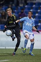 Simon Makienok Christoffersen (Br�ndby IF), Gill Swerts (S�nderjyskE)