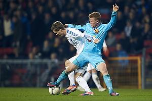 Thomas Kristensen (FC K�benhavn), Anders Christiansen (FC Nordsj�lland)