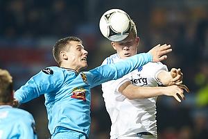 Andreas Cornelius (FC K�benhavn), Andreas Maxs� (FC Nordsj�lland)