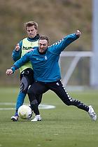 Dennis Rommedahl (Br�ndby IF), Mathias Larsen (Br�ndby IF)