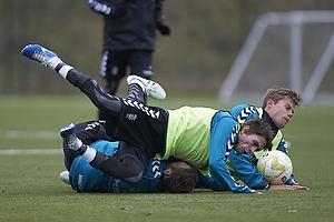 Mathias Gehrt (Br�ndby IF), Mathias Larsen (Br�ndby IF), Dennis Rommedahl (Br�ndby IF)