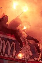 Helsingborg-fans