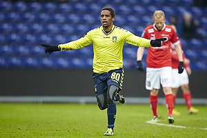 Quincy Antipas, m�lscorer (Br�ndby IF)