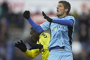Chris S�rensen, anf�rer (Randers FC)