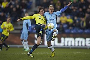 Frederik Holst (Br�ndby IF), Nicolai Brock-Madsen (Randers FC)