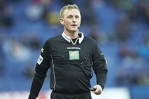 Michael Svendsen, dommer