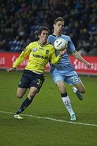 Frederik Holst (Br�ndby IF), Jonas Borring (Randers FC)