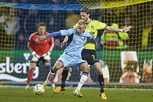 Nicolai Brock-Madsen (Randers FC), Clarence Goodson (Br�ndby IF)