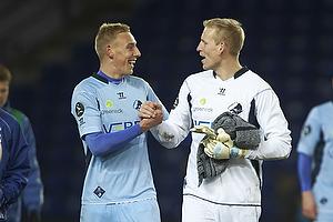 Nicolai Brock-Madsen (Randers FC), David Ousted (Randers FC)