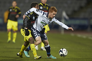 Mikkel Kirkeskov (Agf), Quincy Antipas (Br�ndby IF)