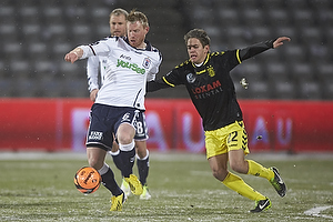 Adam Eckersley (Agf), Mathias Gehrt (Br�ndby IF)