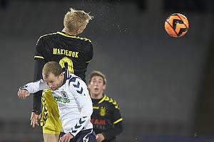 Simon Makienok Christoffersen (Br�ndby IF), Hjalte N�rregaard (Agf)