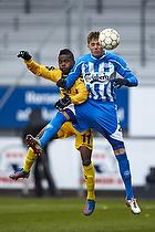 Jude Nwruh (AC Horsens), Espen Ruud (Ob)