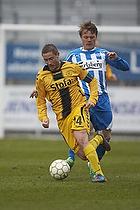 Martin Retov, anf�rer (AC Horsens), Emil Larsen (Ob)