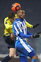 Daniel Stenderup (Br�ndby IF), Youssef Toutouh (Esbjerg fB)