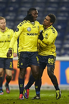 Oke Akpoveta (Br�ndby IF), Quincy Antipas (Br�ndby IF)