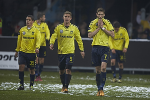 Clarence Goodson (Br�ndby IF), Martin Albrechtsen (Br�ndby IF)