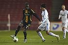 Charles Takyi (AC Horsens), Cristian Bolanos (FC K�benhavn)