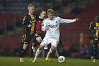 Andreas Cornelius (FC K�benhavn), Steffen Kielstrup (AC Horsens)