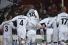 Claudemir De Souza, m�lscorer (FC K�benhavn), Nicolai J�rgensen (FC K�benhavn), Kris Stadsgaard (FC K�benhavn), Pierre Bengtsson (FC K�benhavn), Cristian Bolanos (FC K�benhavn)