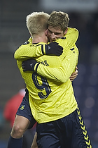 Simon Makienok Christoffersen (Br�ndby IF), Jens Larsen (Br�ndby IF)