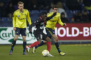 Frederik Holst (Br�ndby IF), Kristian Andersen (Br�ndby IF)