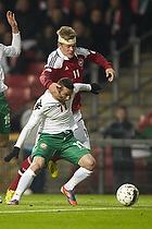 Andreas Cornelius (Danmark), Illiya Milanov (Bulgarien), Radoslav Dimitrov (Bulgarien)