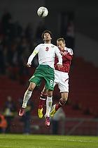 Ivelin Popov, anf�rer (Bulgarien), Nicolai Stokholm (Danmark)