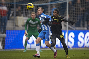 Peter Ankersen (Esbjerg fB), Quincy Antipas (Br�ndby IF)