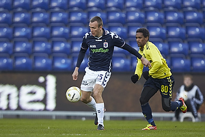 Kasper Povlsen (Agf), Quincy Antipas (Br�ndby IF)
