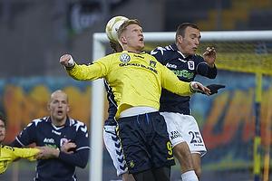 Simon Makienok Christoffersen (Br�ndby IF), Kasper Povlsen (Agf)