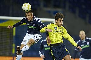 Kasper Povlsen (Agf), Dario Dumic (Br�ndby IF)