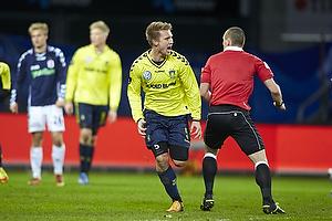 Martin Albrechtsen, m�lscorer (Br�ndby IF)