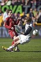 Morten Nordstrand (FC Nordsj�lland), Jonas L�ssl (FC Midtjylland)