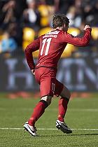 Morten Nordstrand, m�lscorer (FC Nordsj�lland)