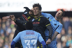 Dario Dumic (Br�ndby IF), Jonas Borring (Randers FC)
