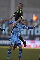 Mikkel Thygesen (Br�ndby IF), Christian Keller (Randers FC)