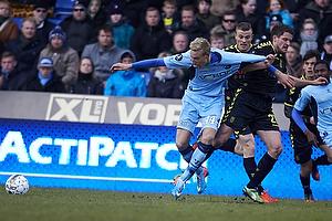 Nicolai Brock-Madsen (Randers FC), Jan Kristiansen (Br�ndby IF)