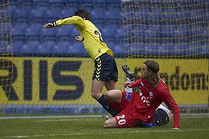 Mathias Gehrt (Br�ndby IF), Bj�rn Paulsen (S�nderjyskE)