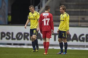 Lasse Vibe (S�nderjyskE), Anders Randrup (Br�ndby IF)